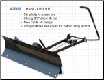 HAND LIFT KIT (SKU: am2900)
