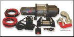 "50"" Standard ATV Eagle Plow Kit  W/ 3500lb WINCH"