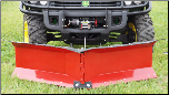 "UTV 66"" V Plow System W/ ""NO LIFT"""