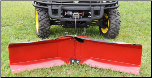 "UTV 72"" V Plow System with No Winch-"