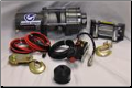 "50"" Country ATV Eagle Plow Kit  W/ 3500lb WINCH"